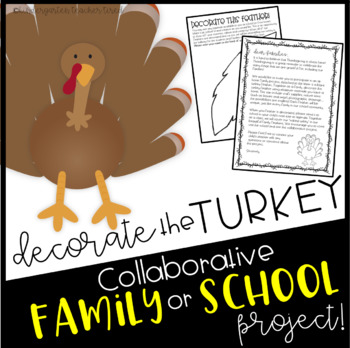 Collaborative Turkey (Thanksgiving) Project