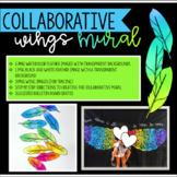 Collaborative Wings Mural