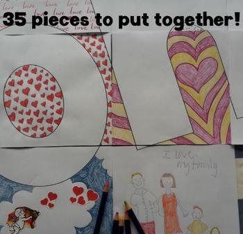 Collaborative art Aroha