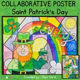 Collaborative poster Saint Patrick's Day