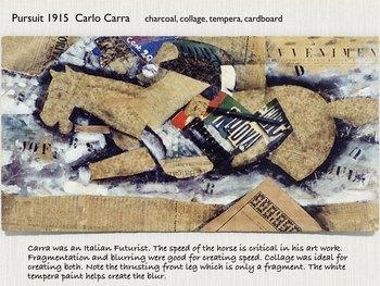 Collage Art SHOW + TEST = 216 Slides - Major Artists Assemblage