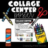 Collage Center Poster