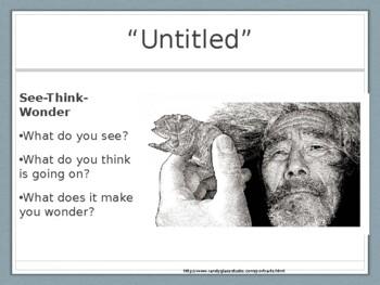 Collage Wonders PowerPoint Presentation