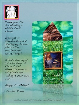 Collage and Photography - Home is Where the Heart Is Art Lesson Plan