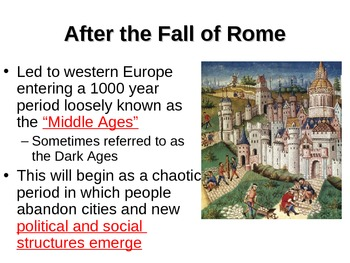 Collapse of Classical Civilizations