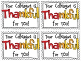 {FREEBIE} Colleague Thank You Cards