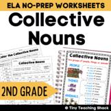 Collective Noun Common Core Practice Sheets L.2.1.a