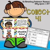 Collect 4! {Antonyms}
