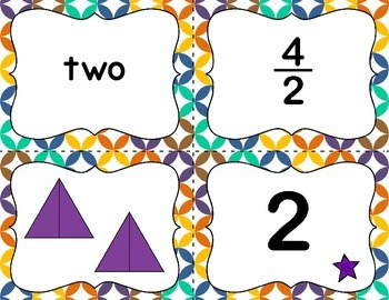 Collect 4! {Mixed Numbers & Improper Fractions}