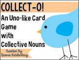 Collect-O {An Uno-like Card game with Collective Nouns}