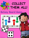 Collect Them All! Botany Board Game (real flower photographs)