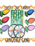 Collect the Carrots Language Game
