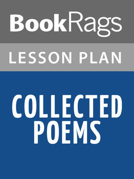Collected Poems Lesson Plans