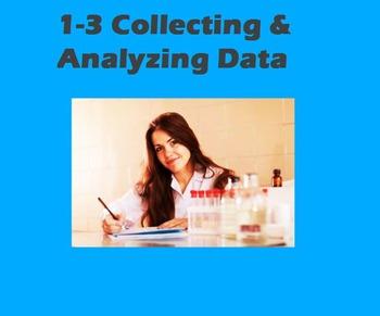 Collecting & Analyzing Data Flipchart