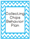 Collecting Chips Behavior Plan