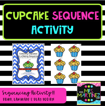 Collecting Cupcakes & Baking Sequence