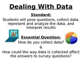Collecting Data PowerPoint Lesson