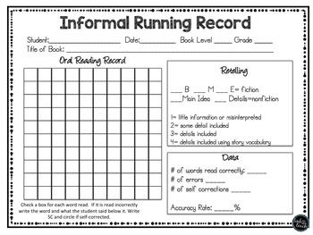 Collecting Data Through Observation: Guided Reading