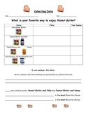 Collecting Data about Peanut Butter!