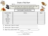 Collecting Data and Creating Tally Charts