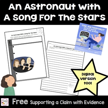 Collecting Evidence to Support a Claim - The Astronaut with a Song for the Stars