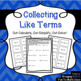 Collecting Like Terms: Out-Calculate, Out-Simplify, Out-Solve!