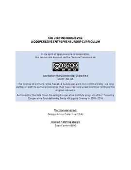 Collecting Ourselves: A Cooperative Entrepreneurship Curriculum