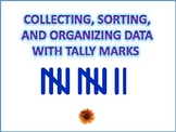 Collecting, Sorting, and Organizing Data with Tally marks