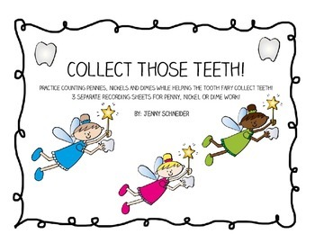 Collecting Teeth A coin Counting Differentiated Activity