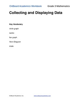 Collecting and Displaying Data
