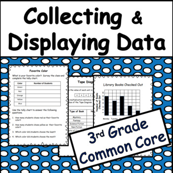 Collecting and Displaying Data: Bar Graphs, Pictographs, Tape Diagrams....