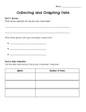 Collecting and Graphing Data Activity