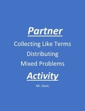 Collecting like terms and distributing partner activity
