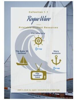 Collection 1, 1.1: Rogue Wave by Ryan Schmidt   Teachers ...