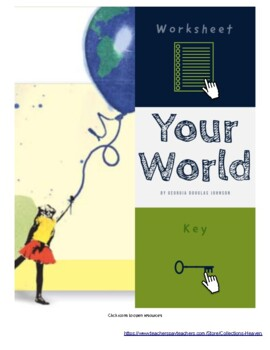 Collection 4: Your World