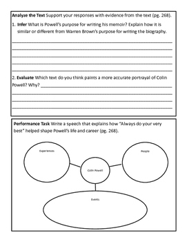 Collection 5 Guided Reading