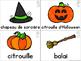 Collection Mur de mots - L'Halloween
