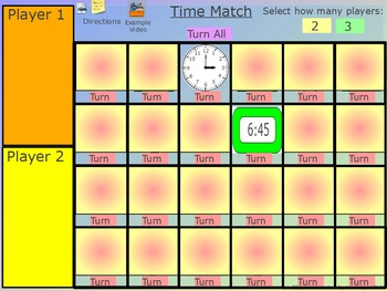 Collection of 47 EveryDay Math Games for Interactive Whiteboards