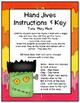 Original Hand Jives