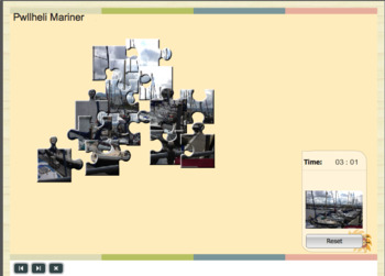Collection of Interactive Jigsaws (9)