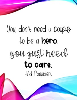 Collection of Kid President Quotes