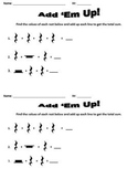 Collection of Music Note Value Bell Work Activities (Warm ups)