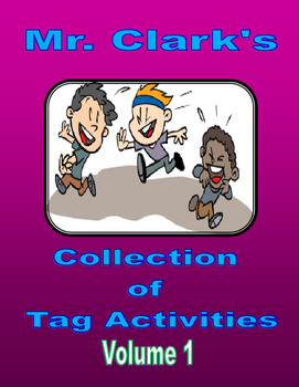 Tag Activities Volume 1