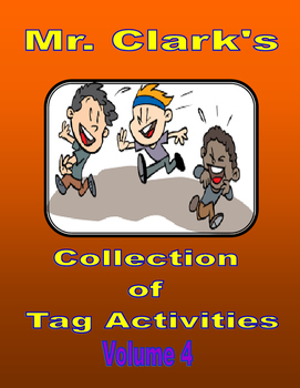 Collection of Tag Activities Volume 4
