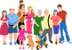 Collection of speaking activities about family, home and community in Spanish