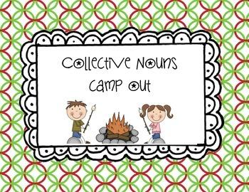 Collective Noun Camp Out