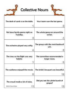 Collective Nouns