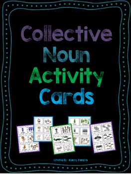 Collective Noun Match