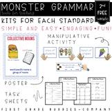 Collective Nouns | 2nd Grade Grammar | Mini Lesson