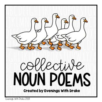 Collective Noun Poems